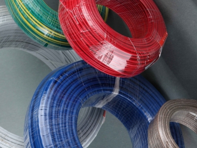 RV copper core PVC insulated flexible wire