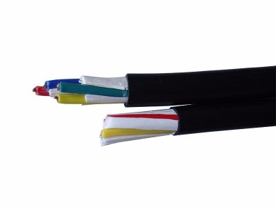Copper core PVC insulated vinyl sheathed control cable